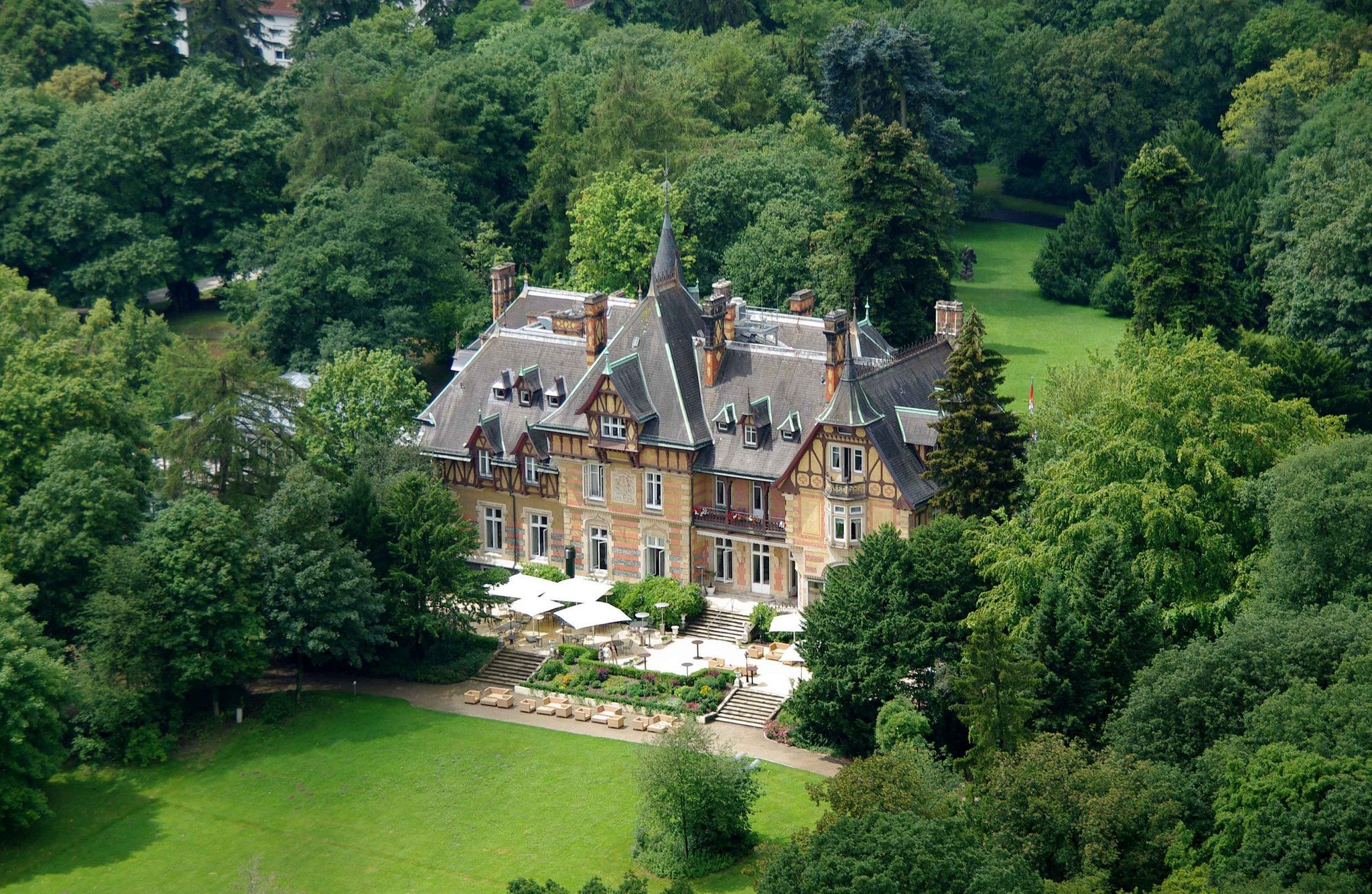 The Villa Rothschild Kempinski